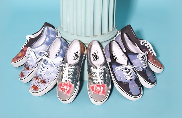 Vans x Opening Ceremony Magritte Sneakers Collection