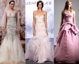 If you're worried about the most important piece of the wedding puzzle, the dress, discover the latest bridal trends that will help you make the right choice.