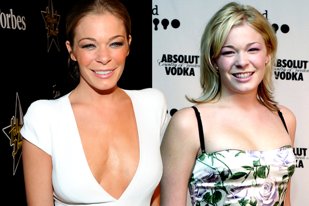 Leann Rimes Breast Implants