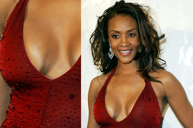 Vivica A Fox Breast Implants
