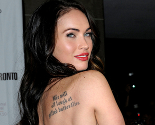 When big celebrities get new tattoos, they can easily start trends, but some body art is simply a bad idea. See some of the least inspired celebrity body art.
