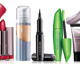 One of the best drugstore makeup brands, CoverGirl has recently teamed up with Katy Perry for a new collection. Discover a few of their best products.