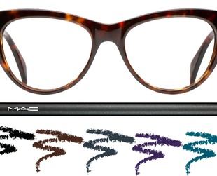 When you're wearing glasses, your makeup needs to be adjusted in a few key areas. Discover how to avoid the most common makeup errors connected to eyeglasses.