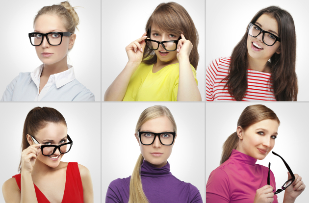 Makeup Mistakes When Wearing Glasses