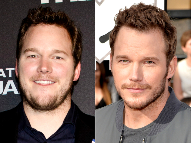 Chris Pratt Weight Loss