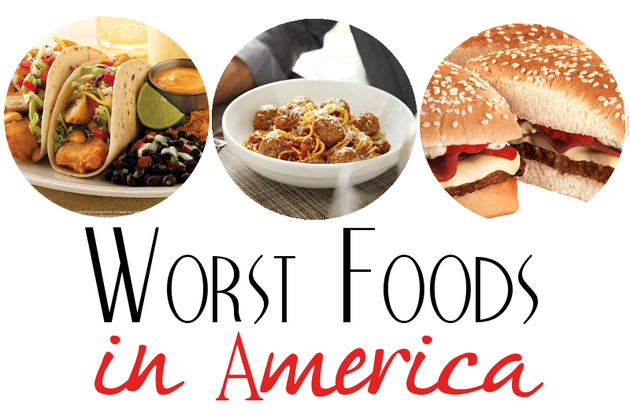 10 Worst Foods In America