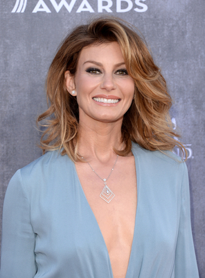 Faith Hill Acm Awards 2014