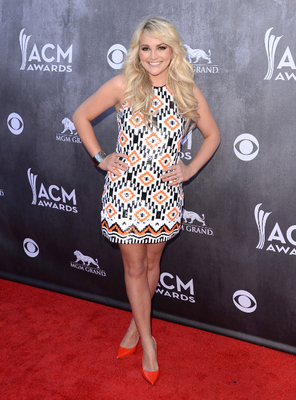 Jamie Lynn Spears Dress Acm Awards 2014