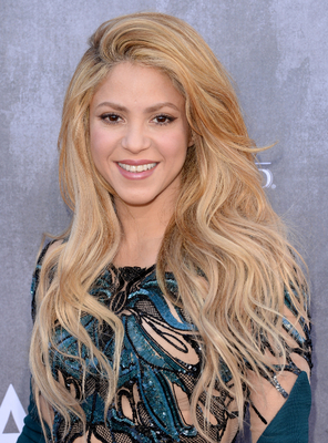 Shakira Acm Awards 2014