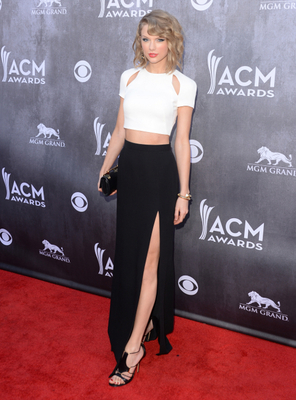 Taylor Swift Dress Acm Awards 2014