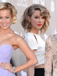 2014 ACM Awards Red Carpet Fashion