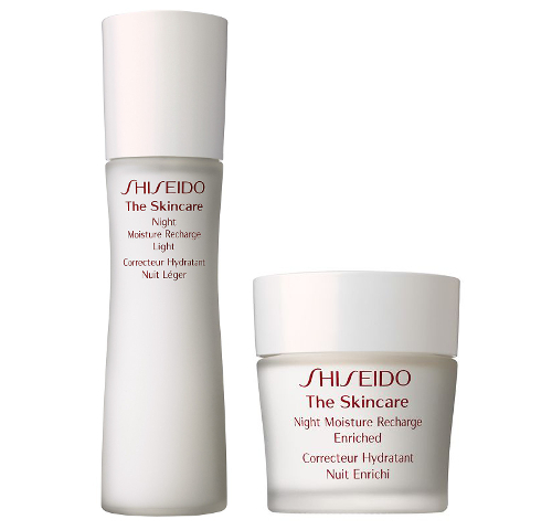 Shiseido Night Moisture Recharge Cream