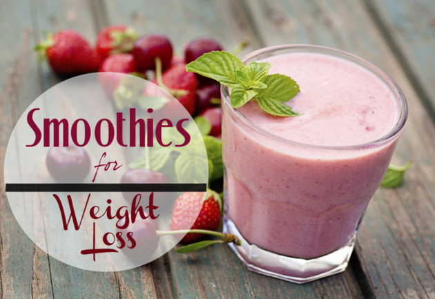 5 Smoothies for Weight Loss