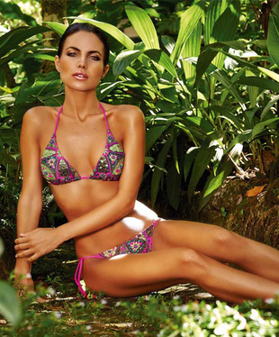 Aguaclara 2014 Swimwear Collection Look  (14)