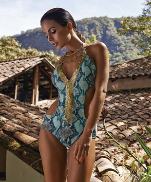 Aguaclara 2014 Swimwear Collection Look  (2)