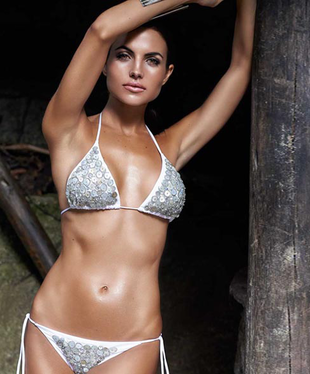 Aguaclara 2014 Swimwear Collection Look  (20)