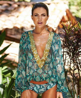 Aguaclara 2014 Swimwear Collection Look  (5)
