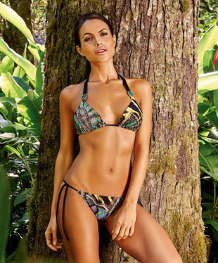 Aguaclara 2014 Swimwear Collection Look  (8)