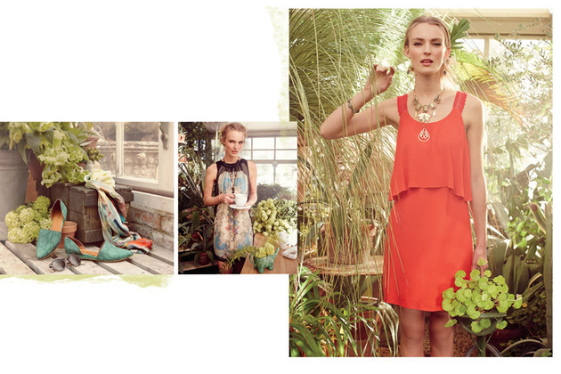 Anthropologie April 2014 Catalog