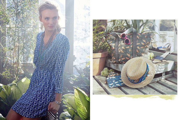 Anthropologie April 2014 Look
