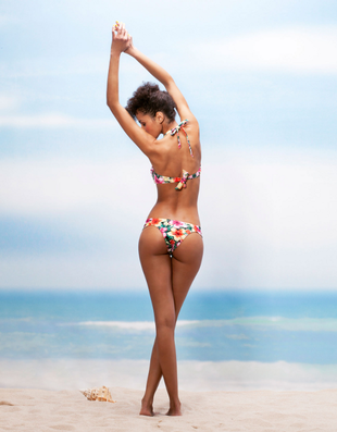 Bershka Swimwear Spring Summer 2014 Look    (16)