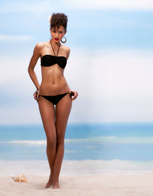 Bershka Swimwear Spring Summer 2014 Look    (3)