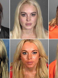 Best and Worst Celebrity Mug Shots