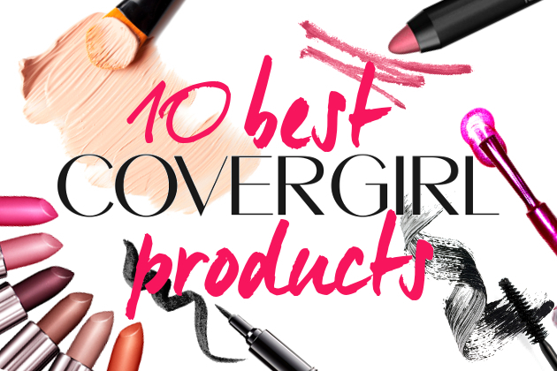 10 CoverGirl Makeup Products You Must Try