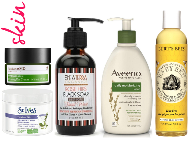 Hypoallergenic Skin Products