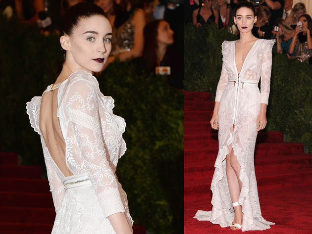 Rooney Mara In Givenchy Dress