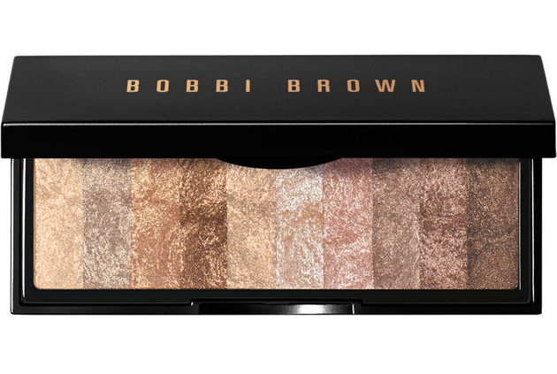 Bobbi Brown Raw Sugar Shimmer Brick Palette