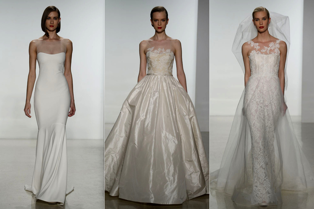Amsale Bridal Collection Spring 2015