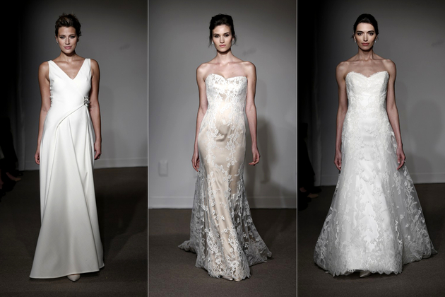 Anna Maier Bridal Collection Spring 2015