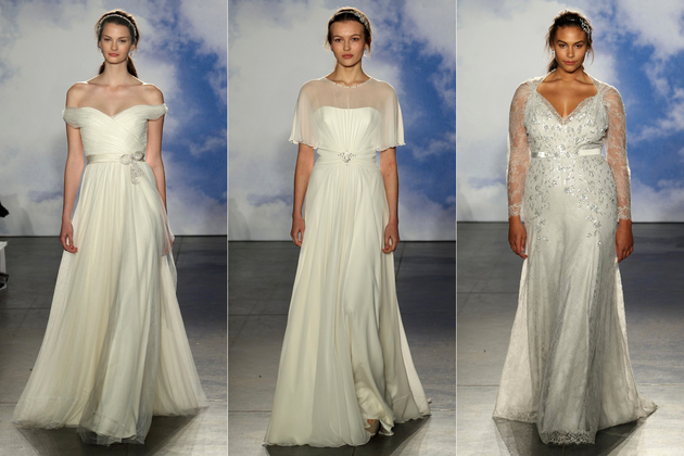 Jenny Packham Bridal Collection Spring 2015