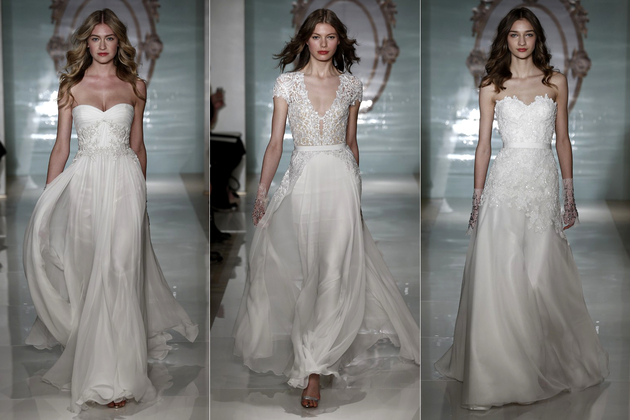 Reem Acra Bridal Collection Spring 2015