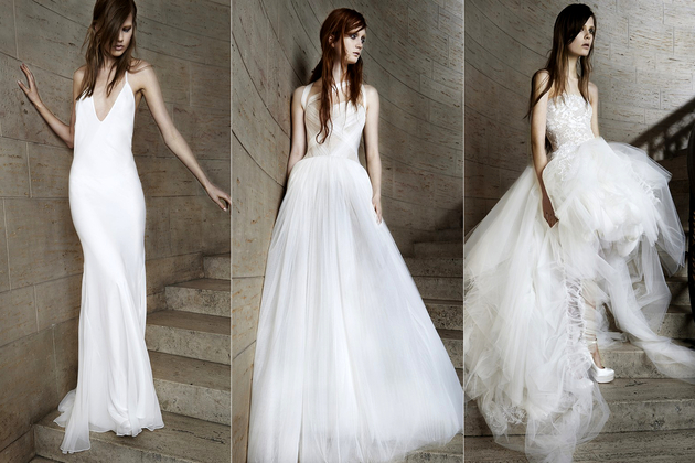 Vera Wang Bridal Collection Spring 2015
