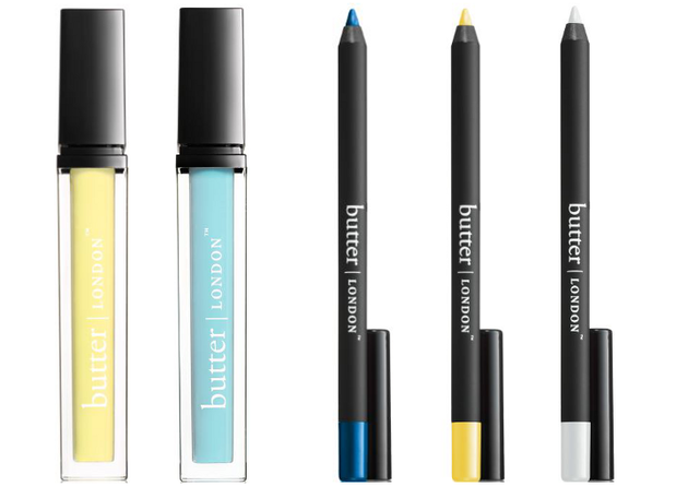 Butter London 2014 Colored Mascaras And Eye Pencils