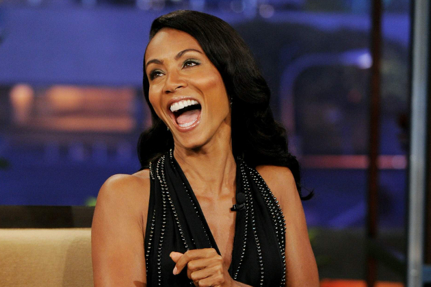 Jada Pinkett Smith Not Drinking Alcohol