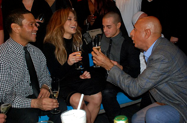 Jennifer Lopez Not Drinking Alcohol