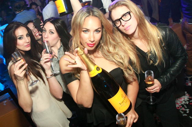 Leona Lewis Not Drinking Alcohol