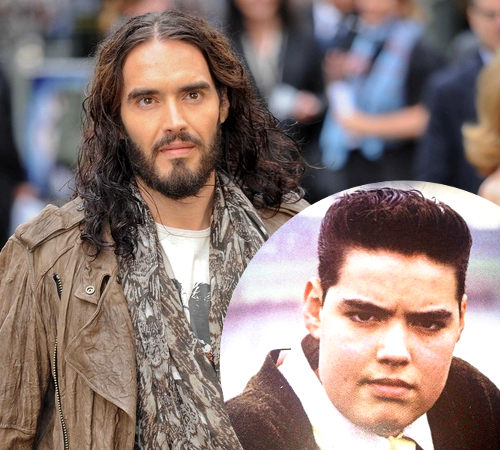 Russell Brand Eating Disorder