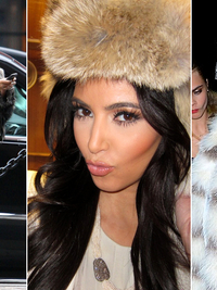 Celebrities Who Wear Real Fur