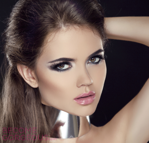Pictures : Classic Eye Makeup Looks That Attract Attention ...
