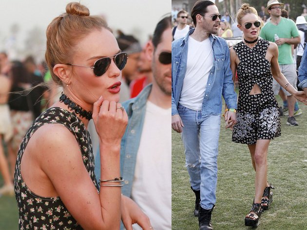 Kate Bosworth Coachella Style 2014