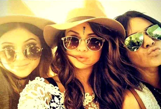 Coachella 2014 Best Dressed Celebrities