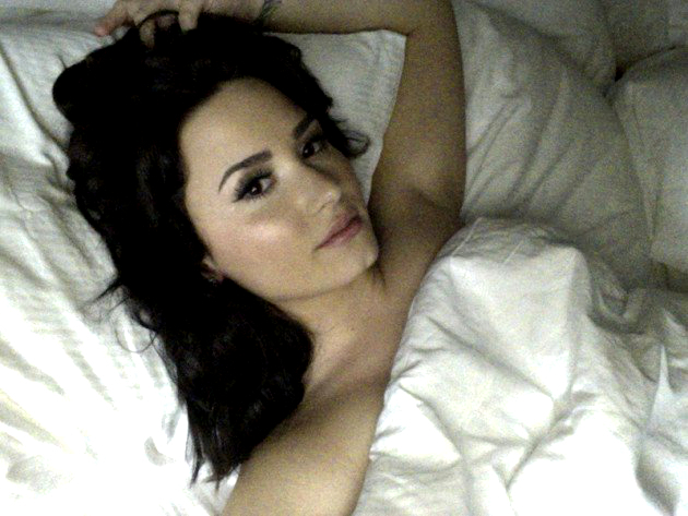 Demi Lovato Leaked Cell Photos