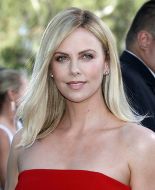 Charlize Theron Long Hair