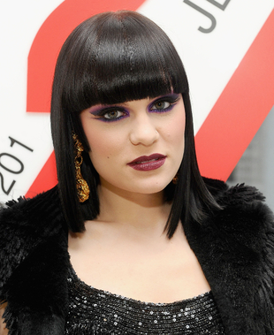 Jessie J Medium Hair