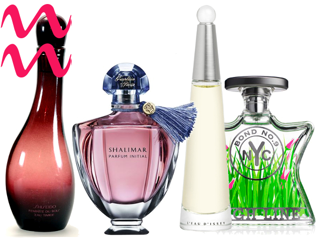 Perfumes For Aquarius