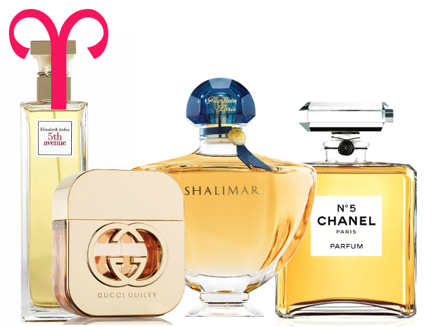 Perfumes For Aries
